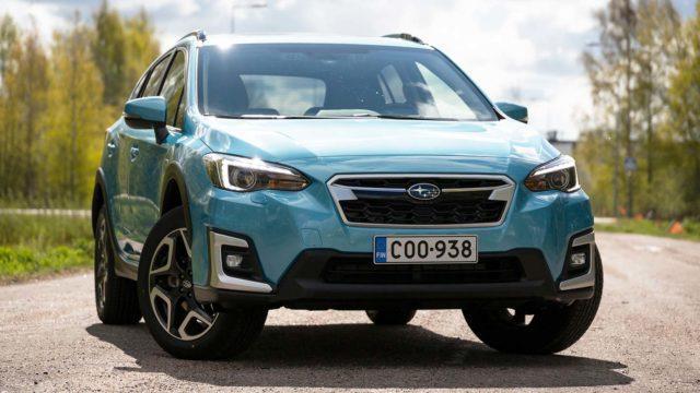 Koeajo: Subaru XV e-Boxer tarjoaa kevyttä hybriditekniikkaa olematta kevythybridi