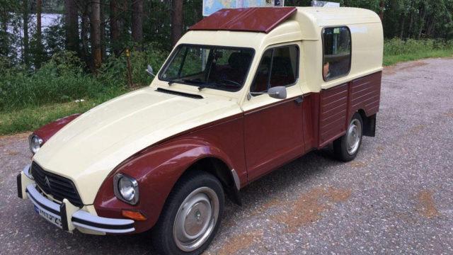 Citroën Acadiane etu - Tori.fi