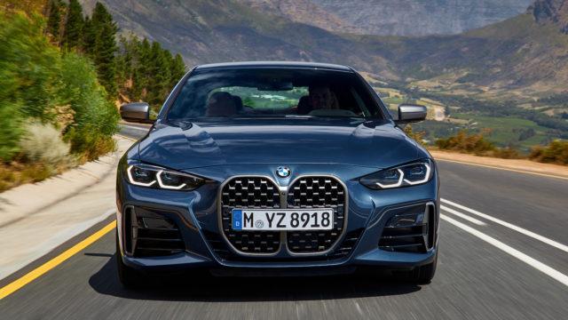 Uusi BMW 4-sarja