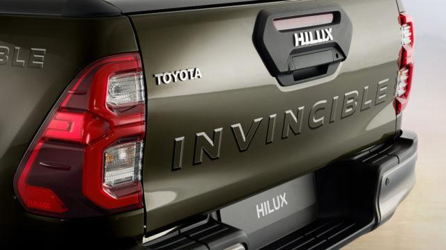 Uusi Toyota Hilux 2020
