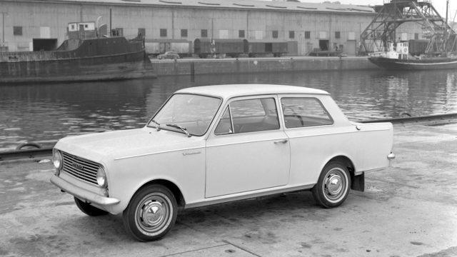 Vauxhall Viva Deluxe