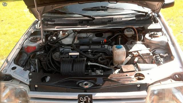 Peugeot 205 GTI 1.9 Moottori - Tori.fi