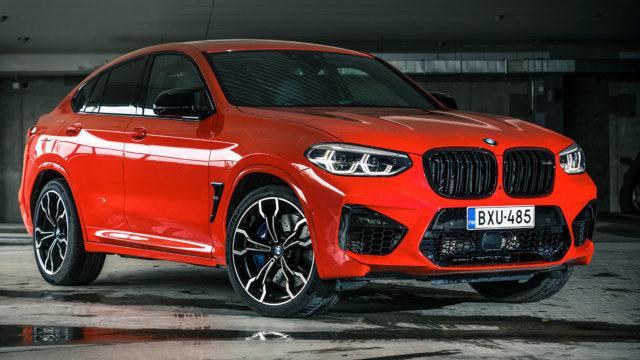 Koeajo: BMW X4 M Competition – omalla tavallaan täydellinen