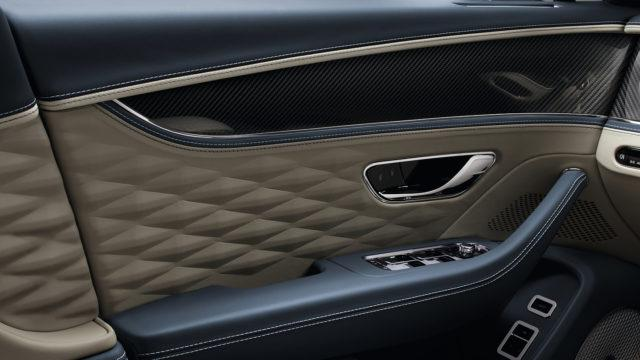 Bentley Flying Spur MY 21 door