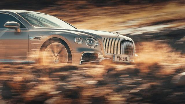 Bentley Flying Spur MY 21