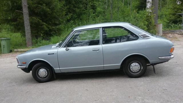 Toyota Corolla KE20 sivu - Tori.fi