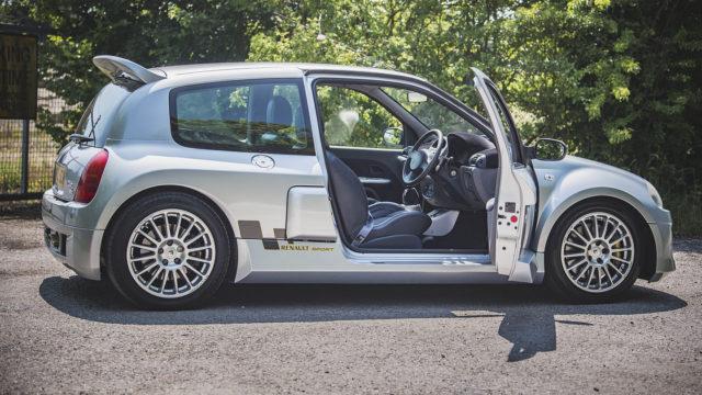 Renault Clio V6 Door - The Market