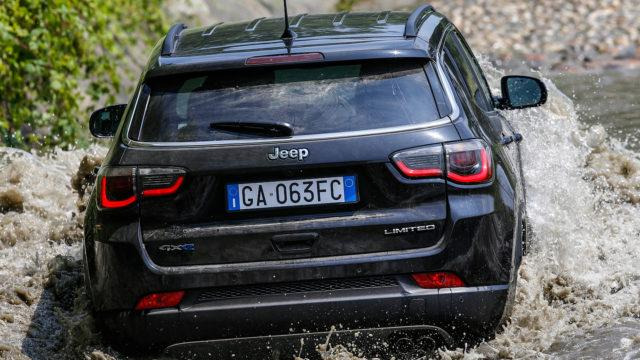 Jeep 4xe Compass Limited