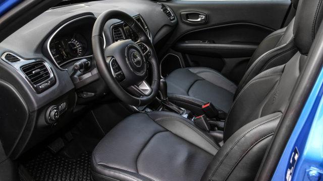 Jeep 4xe Compass Interior