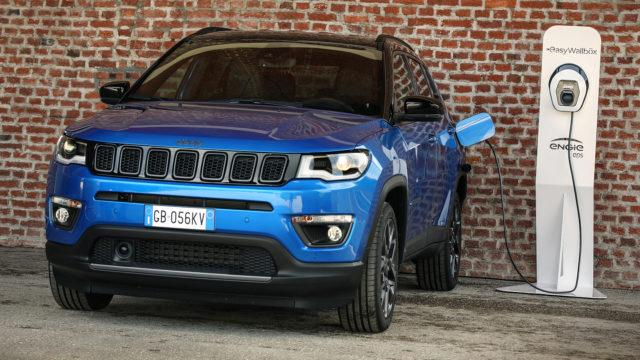 Jeep 4xe Compass