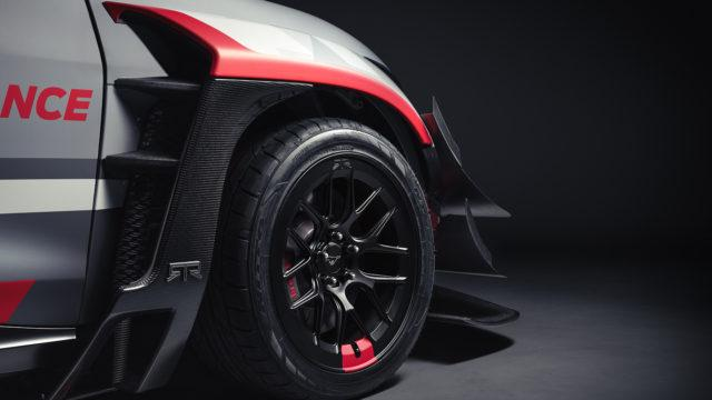 Ford Mustang Mach-E 1400 Prototype wheel