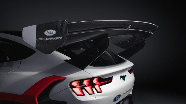 Ford Mustang Mach-E 1400 Prototype wing