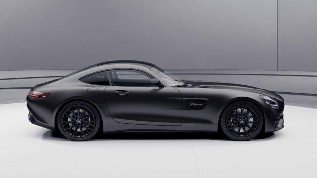 Mercedes-AMG GT coupé side