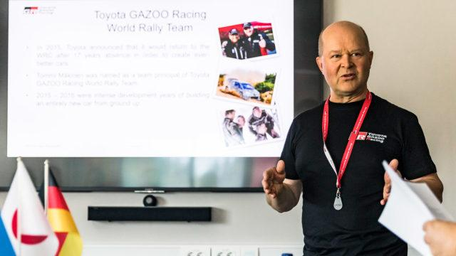 Tommi Mäkinen Tallinna / Toyota Gazoo Racing WRT