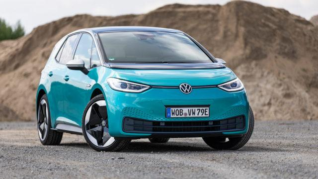 Koeajo: täyssähköauto Volkswagen ID.3 on huolimattomuusvirheistä huolimatta erinomainen auto