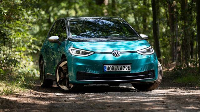 Maistiainen: Volkswagen ID3 -ennakkohehkutus saa riittää, on tekojen aika