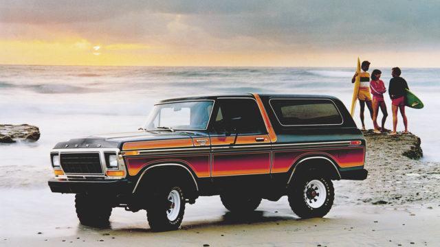 1979 2nd gen Ford Bronco