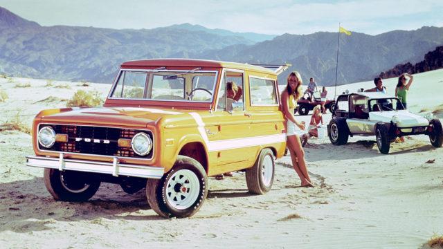 1976 1st gen Ford Bronco