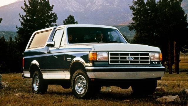 1987 4th gen Ford Bronco