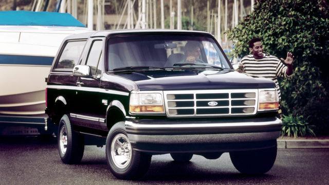 1994 5th gen Ford Bronco XLT