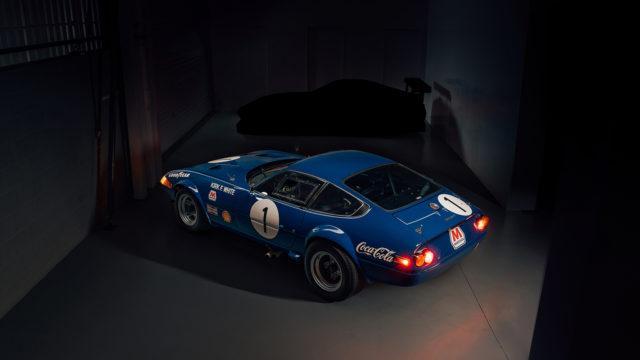 1971 Ferrari 365 GTB/4 Daytona Independent Competizione rear quarter - RM Sotheby's