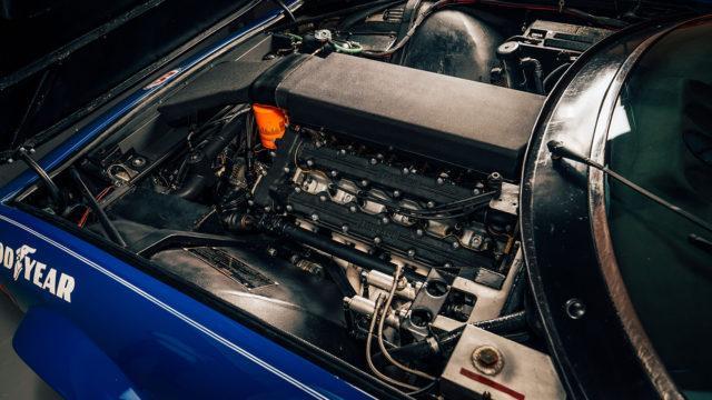 1971 Ferrari 365 GTB/4 Daytona Independent Competizione engine - RM Sotheby's