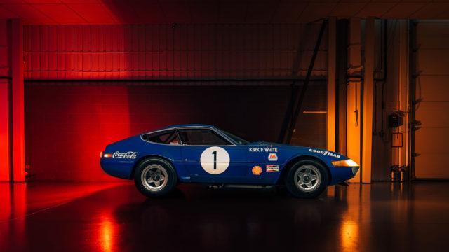 1971 Ferrari 365 GTB/4 Daytona Independent Competizione side - RM Sotheby's