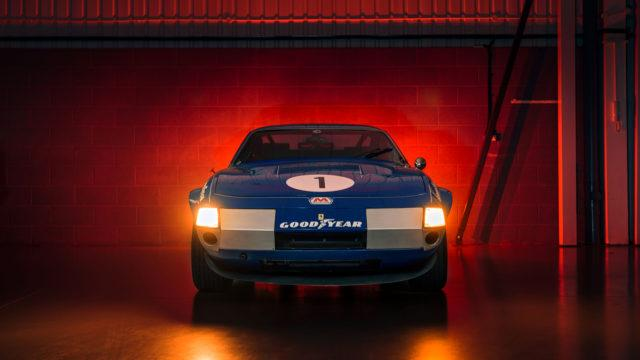 1971 Ferrari 365 GTB/4 Daytona Independent Competizione front - RM Sotheby's