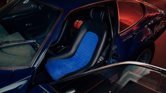 1971 Ferrari 365 GTB/4 Daytona Independent Competizione seat - RM Sotheby's