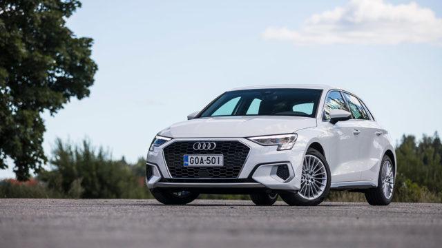 Koeajo: Audi A3 – edeltäjääkin parempi?