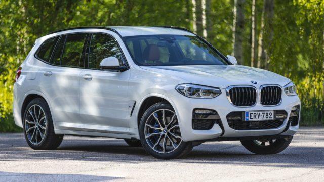 Koeajo: BMW X3 – lataushybridi kerää tutun tekniikan katumaasturin kuoriin