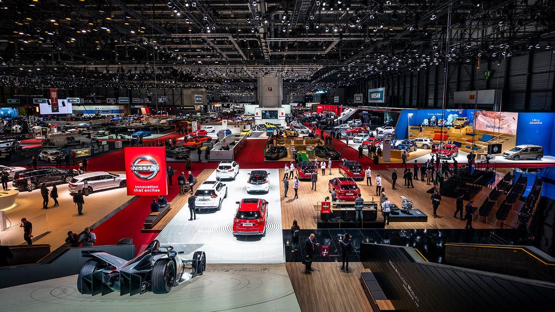 Geneve Autonäyttely 2021