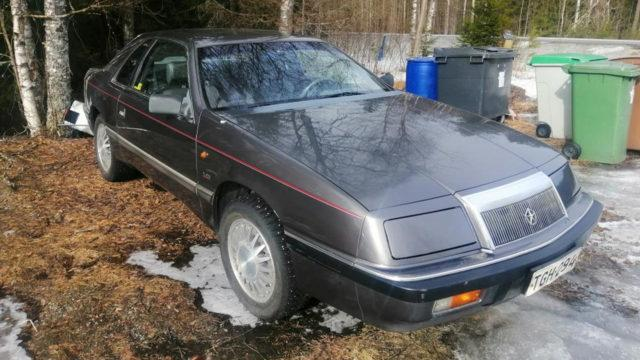 Chrysler LeBaron Coupe V6 etu - Tori.f