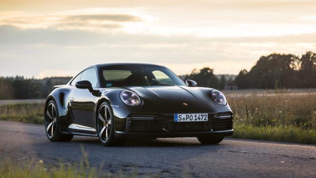 Maistiainen: Porsche 911 Turbo S – ahtopaineen ihana ylivoima