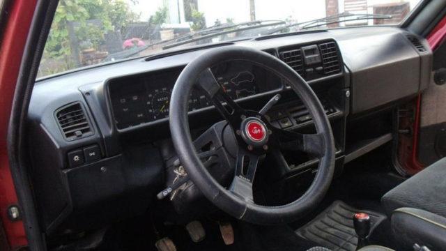 Fiat Ritmo 85 S Cabriolet ratti - Tori.fi