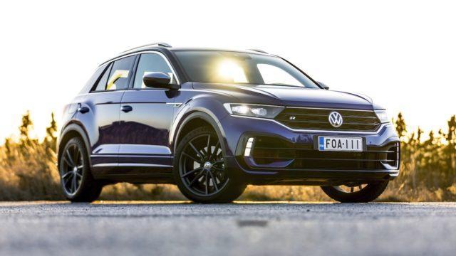 Koeajo: Volkswagen T-Roc R haastaa hidastetöyssyt, mutta löytyykö siitä aitoa GTI-henkeä?
