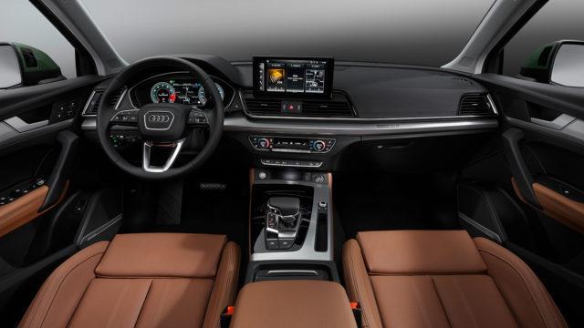 Audi Q5 40 TDI Cockpit