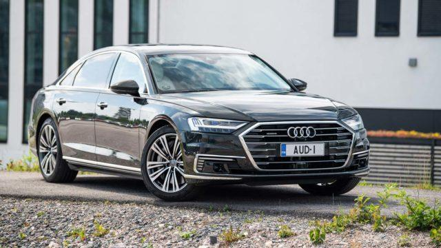 Koeajo: Leppoisasti hybridistrategialla – Audi A8
