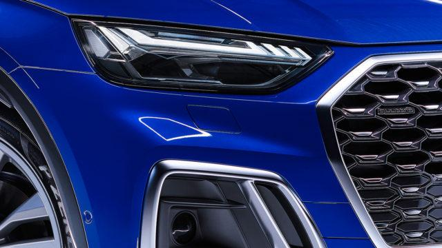 Audi Q5 Sportback detail