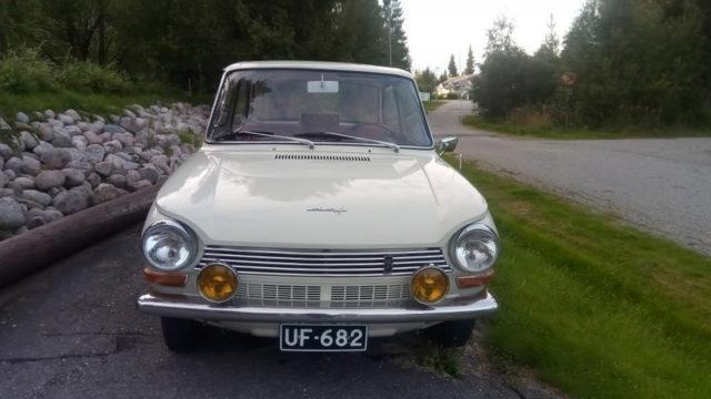 DAF 55 etu - Tori.fi