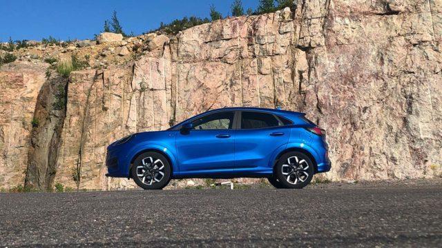 Koeajo: Ford Puma 1.0 Ecoboost mHEV 155 hv tuo lisää bensavoimaa sähkön kaveriksi, mutta vain manuaalina