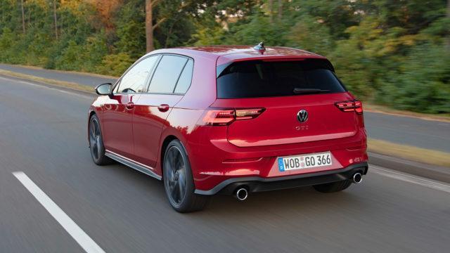 VW Golf GTI 40000 euroa