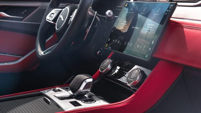 Jaguar F-Pace MY21