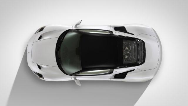 Maserati MC20 top