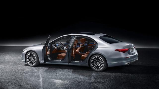 Mercedes-Benz S-Class, V 223, 2020