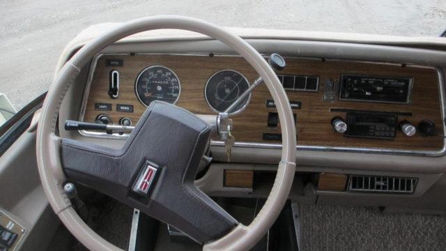 GMC Motorhome ohjaamo - Tori.fi