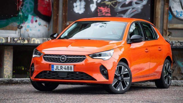 Koejao: Ihan tavallinen sähköauto – Opel Corsa-e