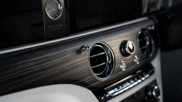 Rolls-Royce Ghost 2020 interior detail