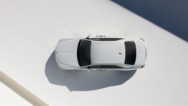 Rolls-Royce Ghost 2020 top