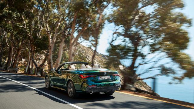 BMW 4-sarja Cabrio